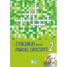L'italiano con le parole crociate 2 + cd
