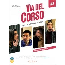 Via del Corso A2+cd audio