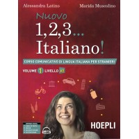 1, 2, 3,. italiano! Nuovo Volume 1 + AUDIO MP3-online