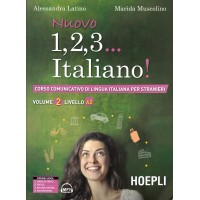 1, 2, 3,. italiano! Nuovo Volume 2 + AUDIO MP3-online