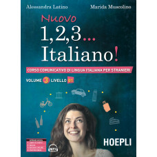 1, 2, 3,. italiano! Nuovo Volume 3 + AUDIO MP3-online
