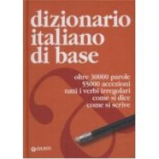 Dizionario italiano  di base