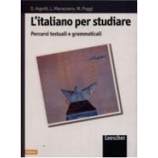L'italiano per studiare