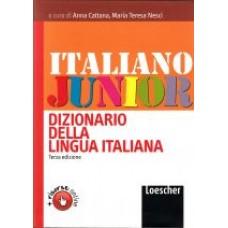 Italiano Junior. Dizionario della lingua italiana