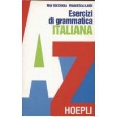 Esercizi di grammatica italiana A-Z