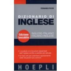DIZIONARIO DI INGLESE. Inglese-italiano-inglese