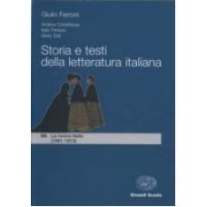 Storia e testi della letteratura italiana 3AB