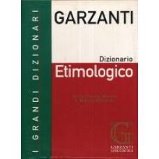 Il Grande Dizionario Etimologico di Italiano