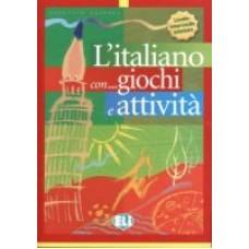 L'italiano con... giochi e attività 2