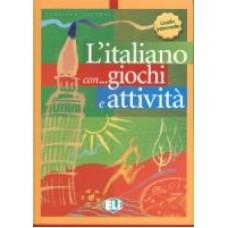 L'italiano con... giochi e attività 3