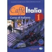 Caffé Italia 1 - Książka ucznia