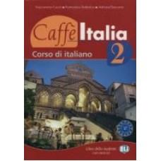Caffé Italia 2 - Książka ucznia