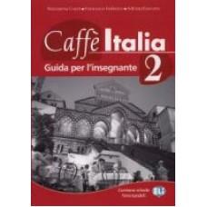 Caffé Italia 2 - przewodnik dla nauczyciela