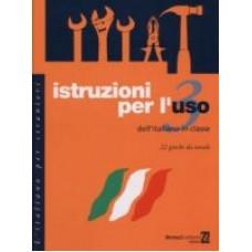 Istruzioni per l'uso dell'italiano in classe 3