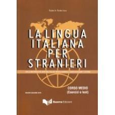 La lingua italiana per stranieri Corso medio - Esercizi - nowa edycja