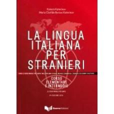 La lingua italiana per stranieri -  Volume Unico - nowe wydanie