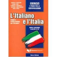 L'italiano e l'italia - Esercizi
