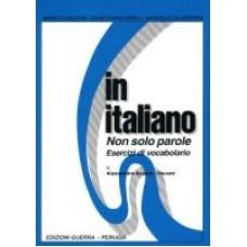 In italiano Non solo parole