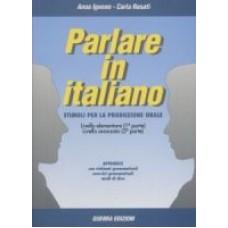 Parlare in italiano