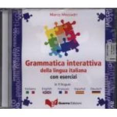 Grammatica interattiva della lingua italiana...