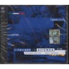 L'italiano in azienda - 2 cd audio