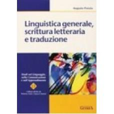 Linguistica generale, scrittura letteraria e traduzione