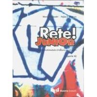 Rete! Junior A - Książka ucznia