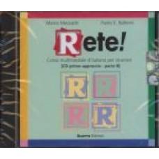 Rete! Primo approccio B 1 CD Audio