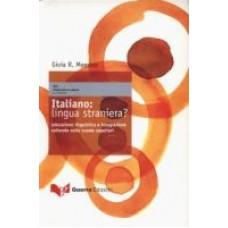 Italiano: lingua straniera?