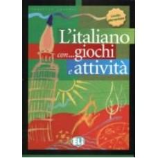 L'italiano con... giochi e attività 1