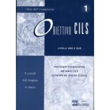Obiettivo CILS - libro dell'insegnante