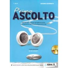 Primo ascolto  Libro dello studente + cd audio