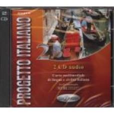 Nuovo Progetto italiano 2 - CD Audio