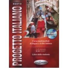 Nuovo Progetto italiano 2 - Książka ucznia