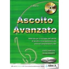 Ascolto avanzato  Libro dello studente + cd audio