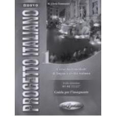 Nuovo Progetto italiano 1 - Guida per l'insegnante