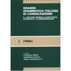 Grande grammatica italiana di consultazione II