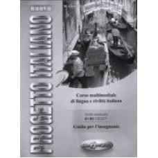 Nuovo Progetto italiano 2 - Guida per l'insegnante