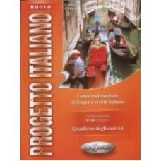 Nuovo Progetto italiano 2 - Zeszyt ćwiczeń