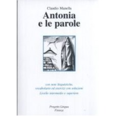 Antonia e le parole + CD