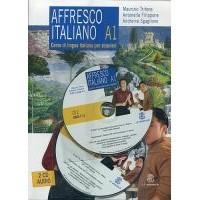 Affresco Italiano A1-książka ucznia + CD audio