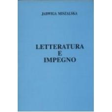 Letteratura e impegno