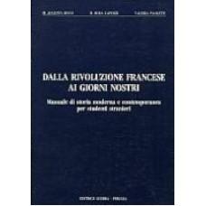 Dalla rivoluzione francese ai nostri giorni