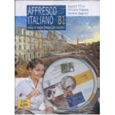 Affresco Italiano B1 - libro dello studente + CD audio
