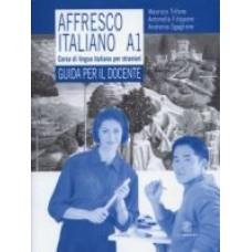 Affresco Italiano A1 przewodnik dla nauczyciela
