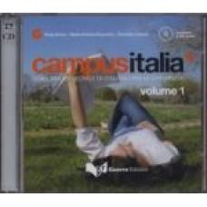 Campus Italia 1 - 2 cd - audio