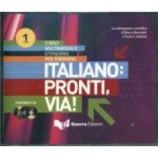 Italiano: pronti, via! - Volume 1 -  3 CD