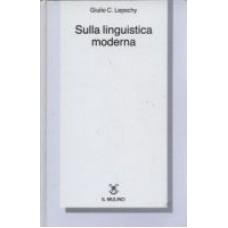 Sulla linguistica moderna