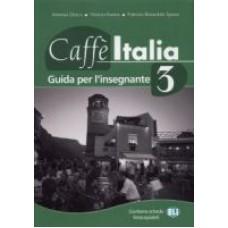 Caffé Italia 3 - przewodnik dla nauczyciela