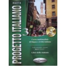 Nuovo Progetto Italiano 3 - Książka ucznia